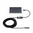 Технический USB эндоскоп с поддержкой Android (5.5 мм., 5 метров)