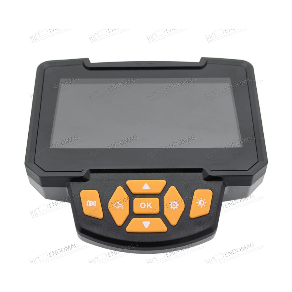 Ручной эндоскоп Inskam 503 с LCD экраном 4.3 дюйма 1080P и промывающей струёй - 4